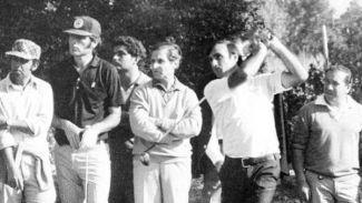 Jorge Quique Soto Golf
