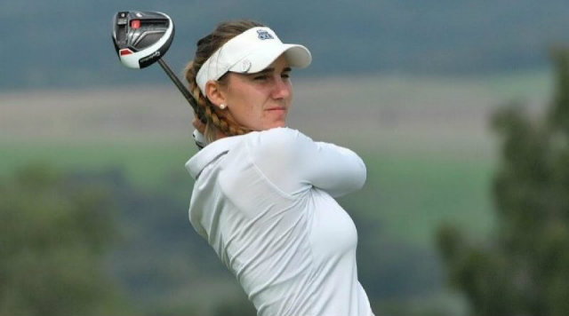 Maggie Simmer Golf