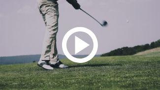 mejorá la zona de impacto golf