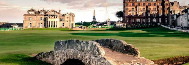 escocia golf old course st andrews ra