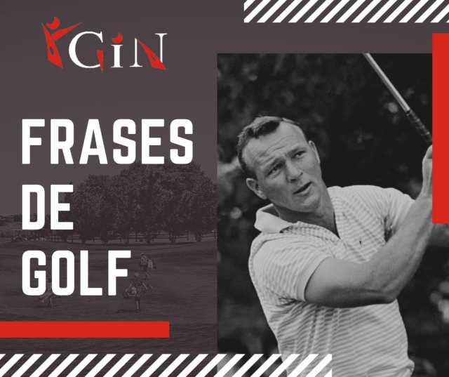 frases de golf