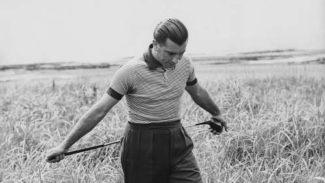 Antonio cerda golf chico